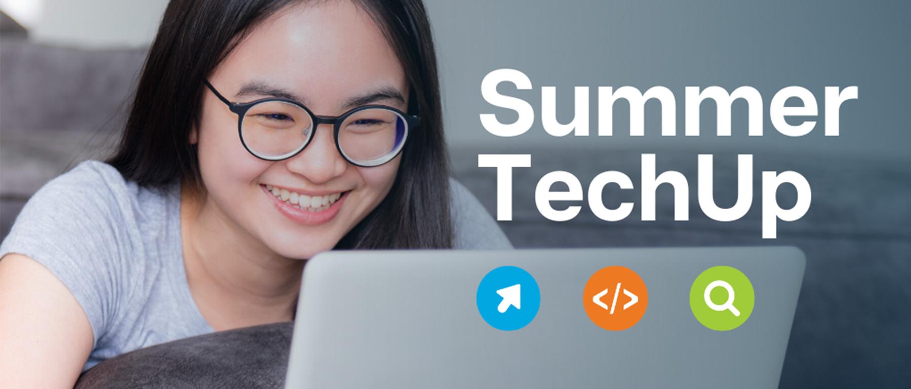 Distlance-Learning-Summer-TechUp